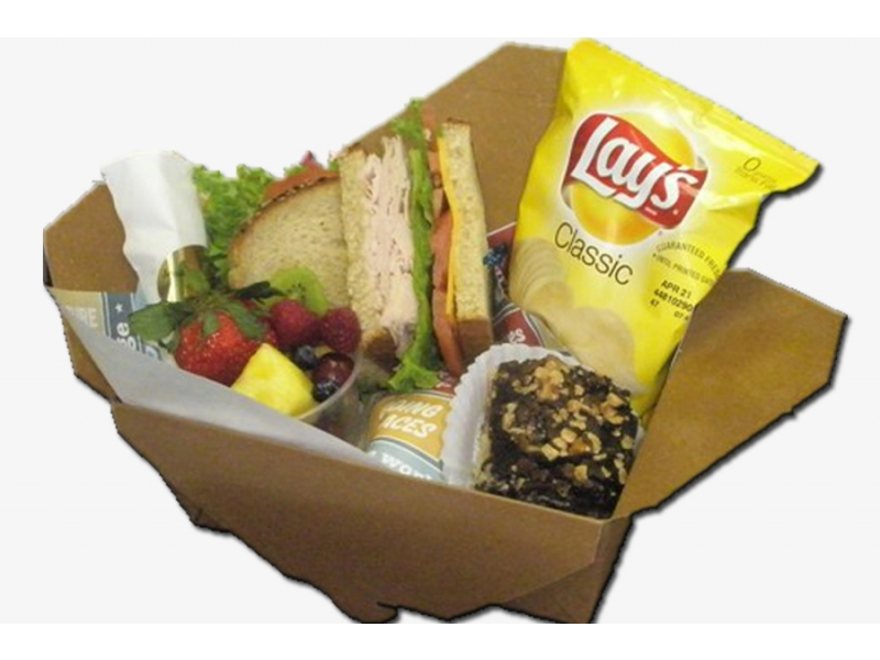 Photo of Lunch in a Box (Individual Servings)